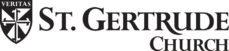 St. Gertrude Church & School Atrium & Art Programs