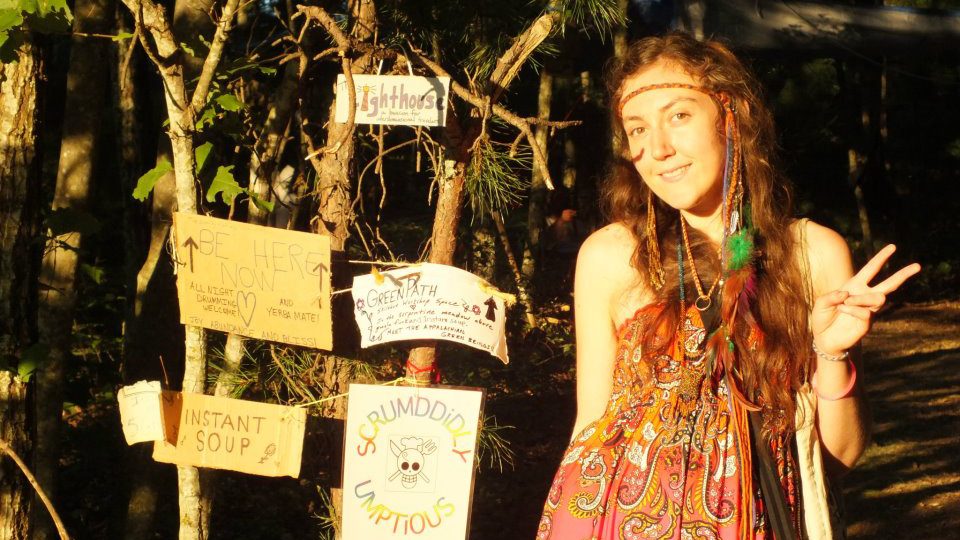 From National Rainbow Gathering, Interdependence Day 2012