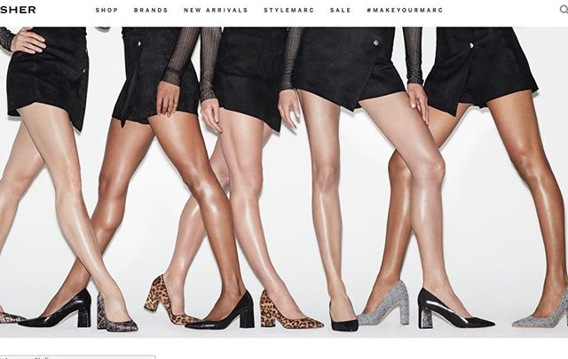 THE LINE UP is officially out and look at them GAMS! Huge thank you to choreographer @ellenorescott for including me on the new campaign for @marc.fisher Fall Shoe Collection. #marcfisherLTD #styleMARC #legsfordays