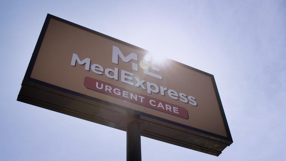 MedExpress in Pittsburgh, Pennsylvania.