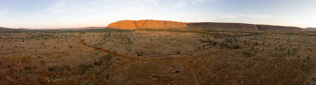 Pano taken with Quadcopter
