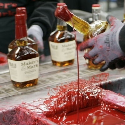 Less Potent Maker's Mark Not Going Down Smooth in Kentucky (NPR)