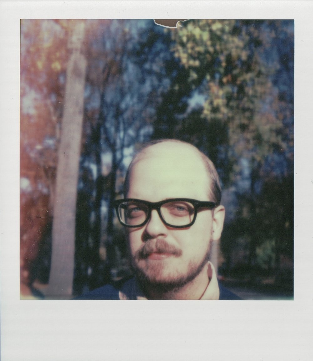 (This is an instant photo taken by Linda Golden)