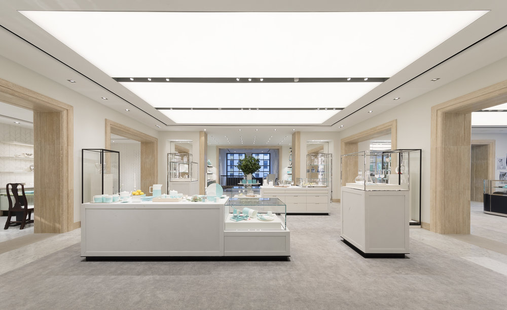 Tiffany & Co. 5th Avenue Flagship - New York, NY