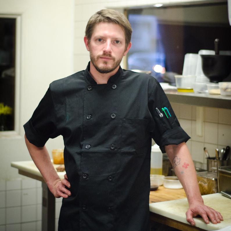 Andreas Imhof -Chef de Cuisine