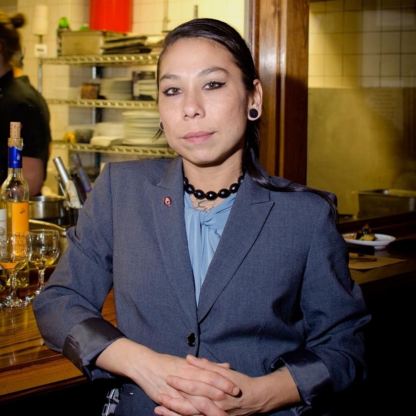Jennifer Wade - Maître D'