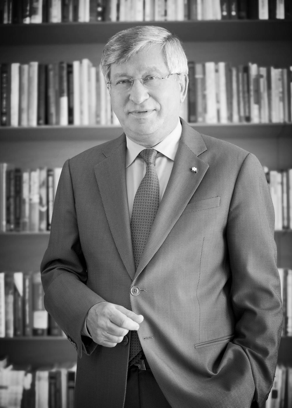 Schulich Dean Dezsö J. Horváth