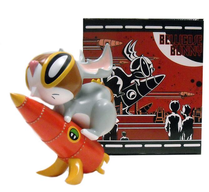 Bellicose Bunny: Stinker Ed.