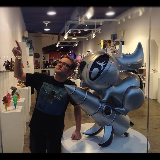 Bellicose Bunny XXL: Prometheus Ed.