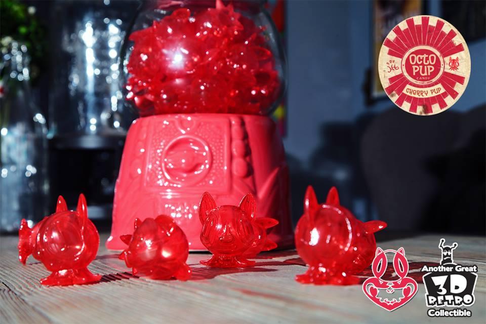 Octopup: Cherry Pup Ed.