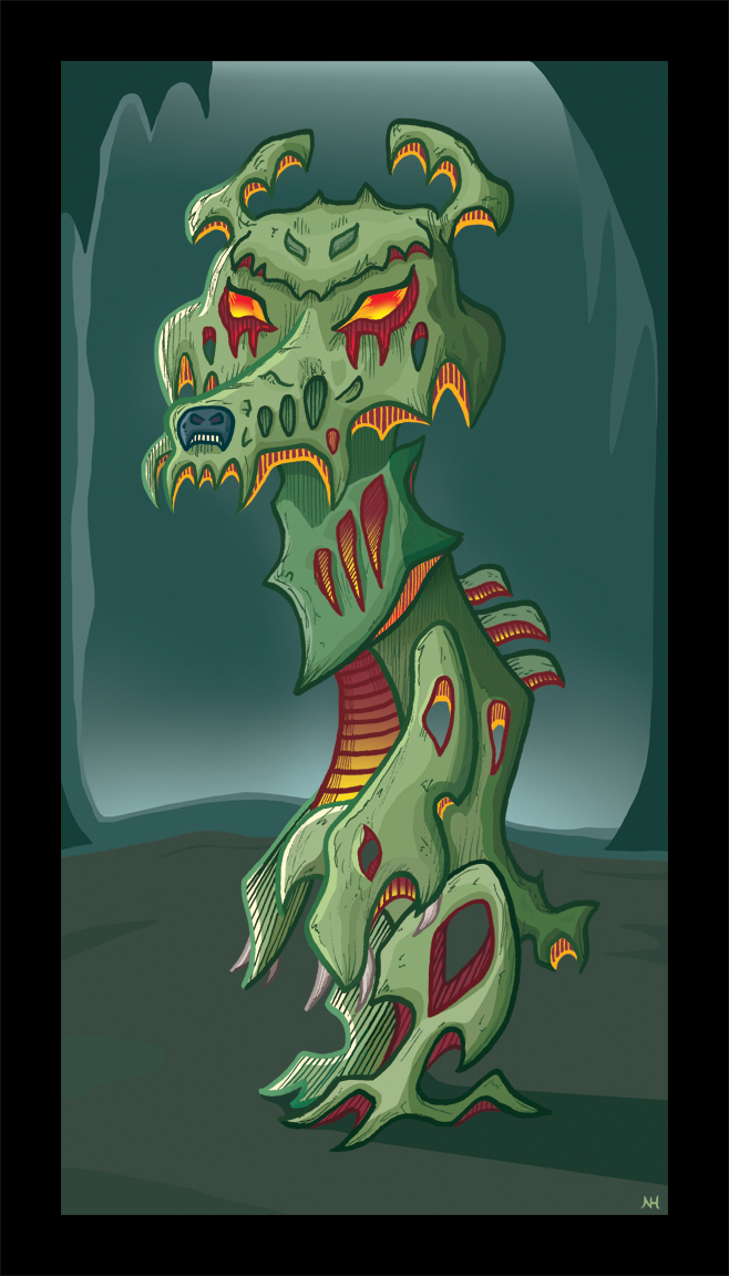 Decay Wolf