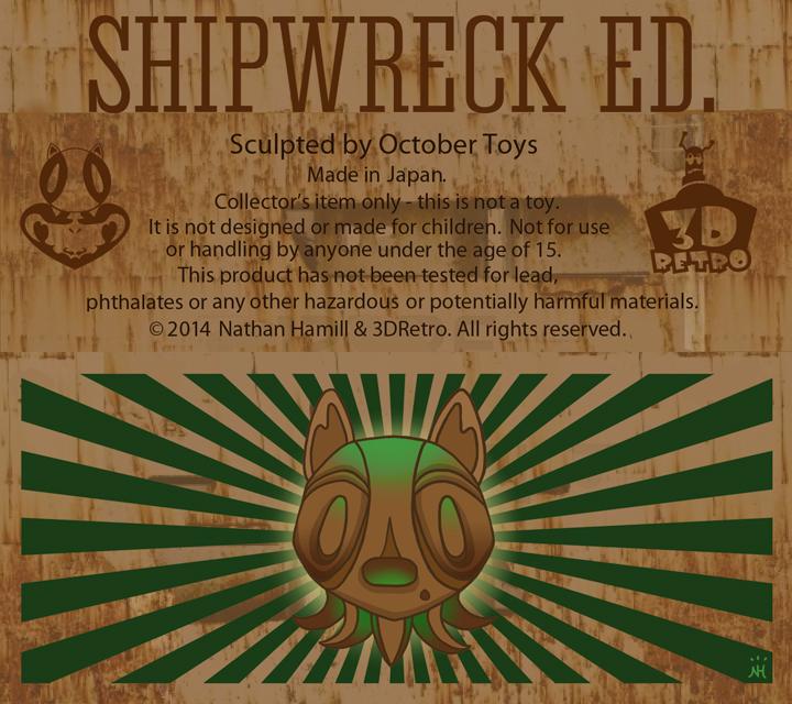 Octopup: Shipwreck Ed.