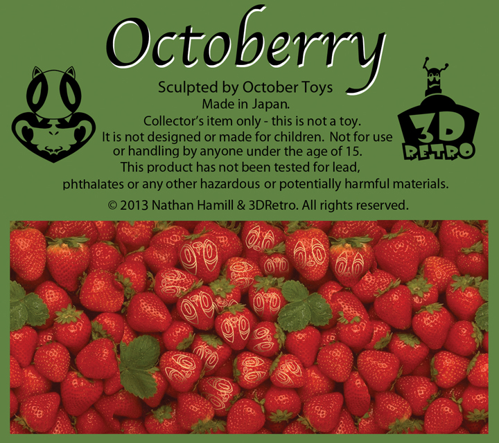 Octopup: Octoberry Ed.