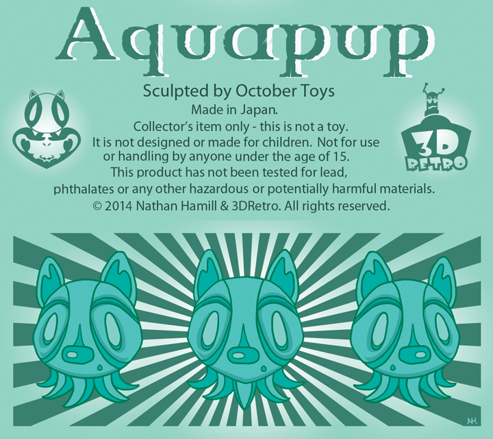 Octopup: Aquapup Ed.