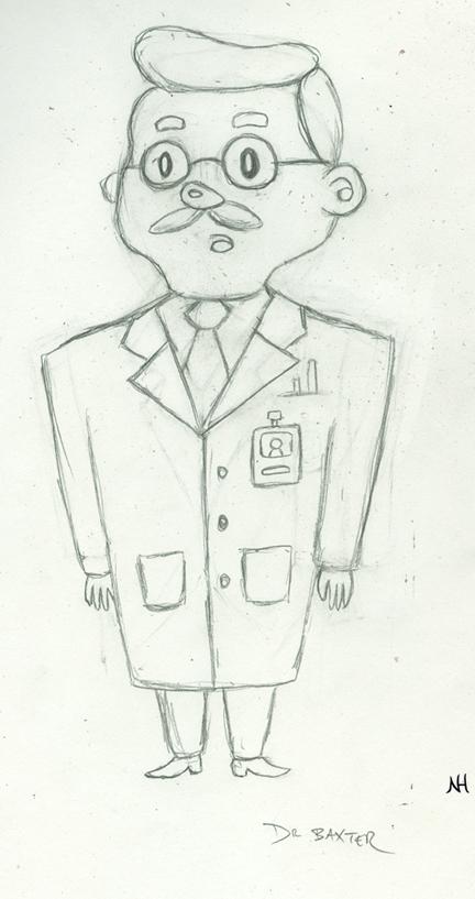 Dr. Baxter