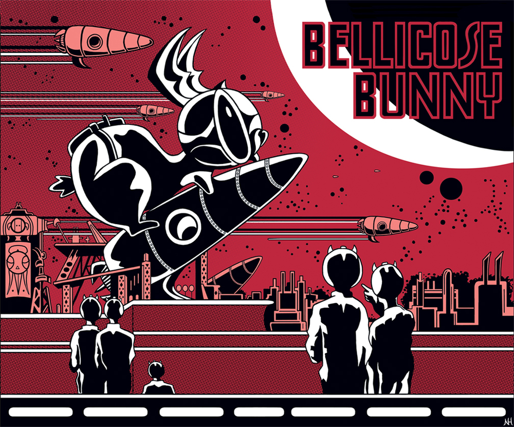 Bellicose Bunny