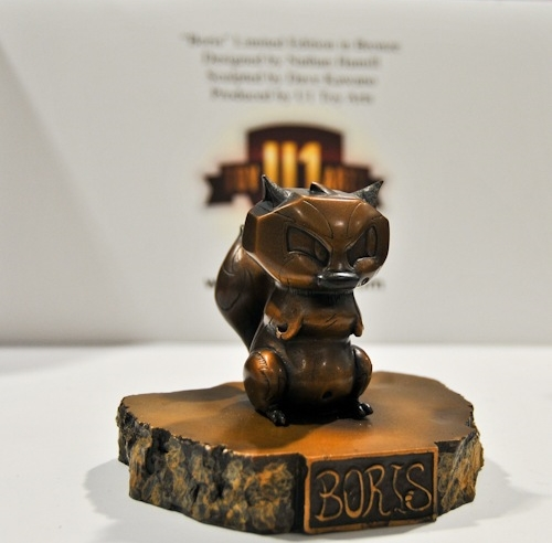 Bronze Boris