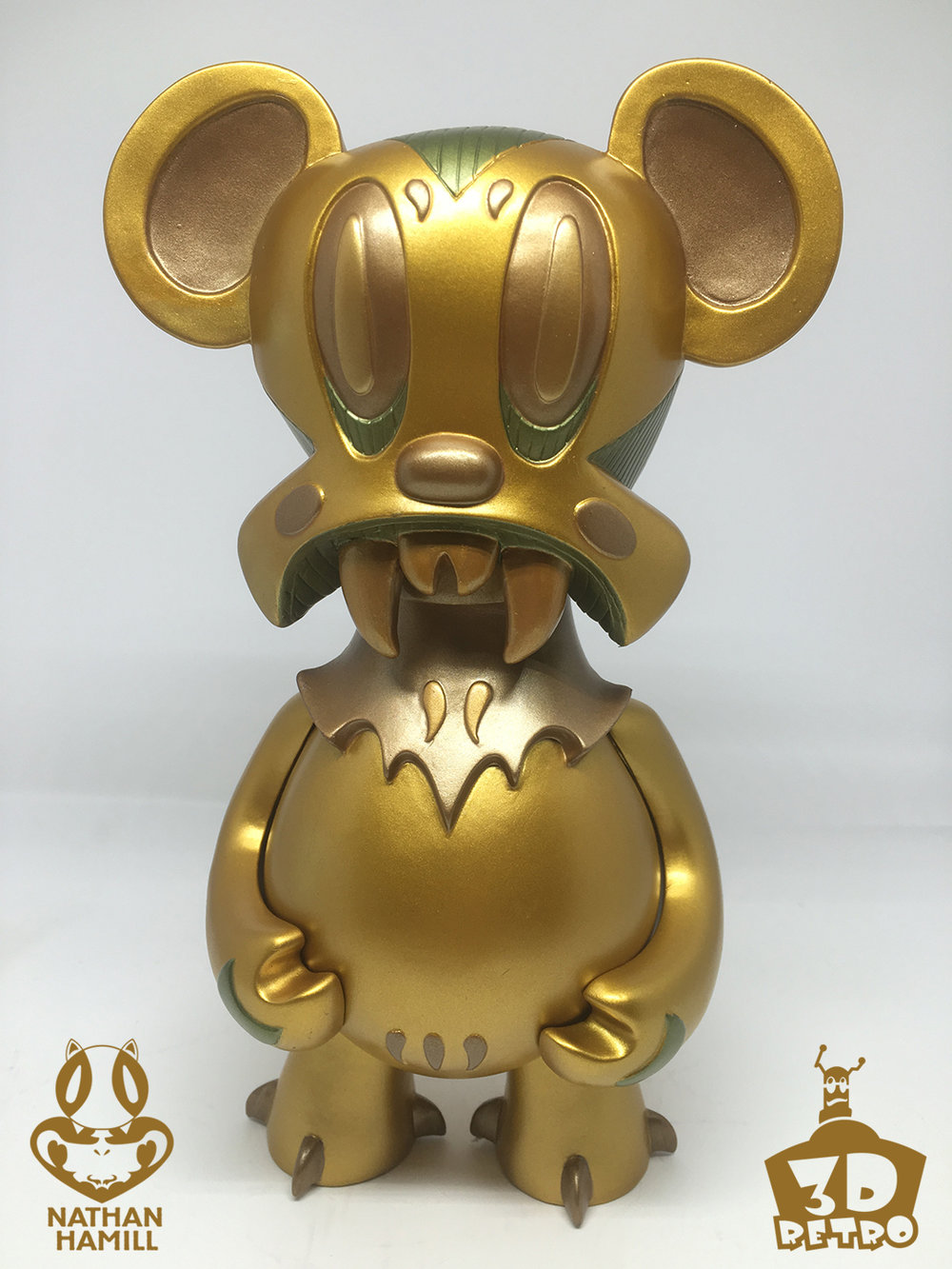 Lavabear: Bronze Ed.