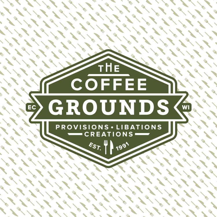 The Coffee Grounds - Branding