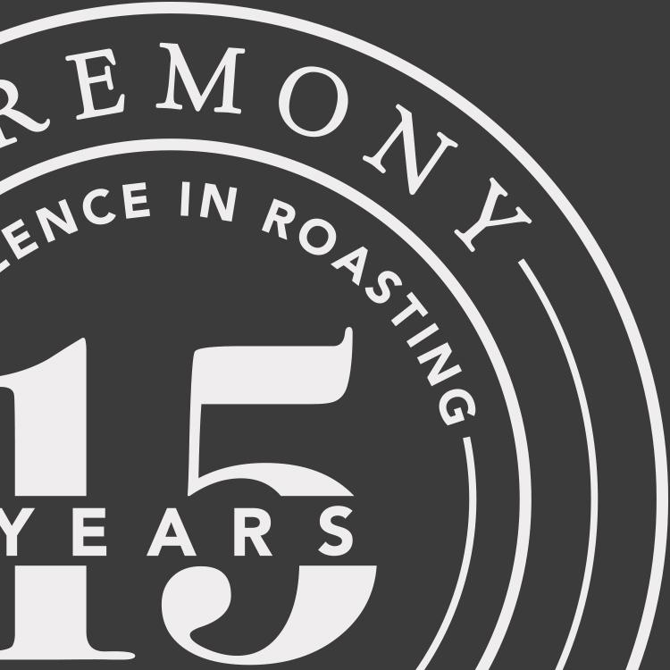 Ceremony Coffee Roasters - Design / Print