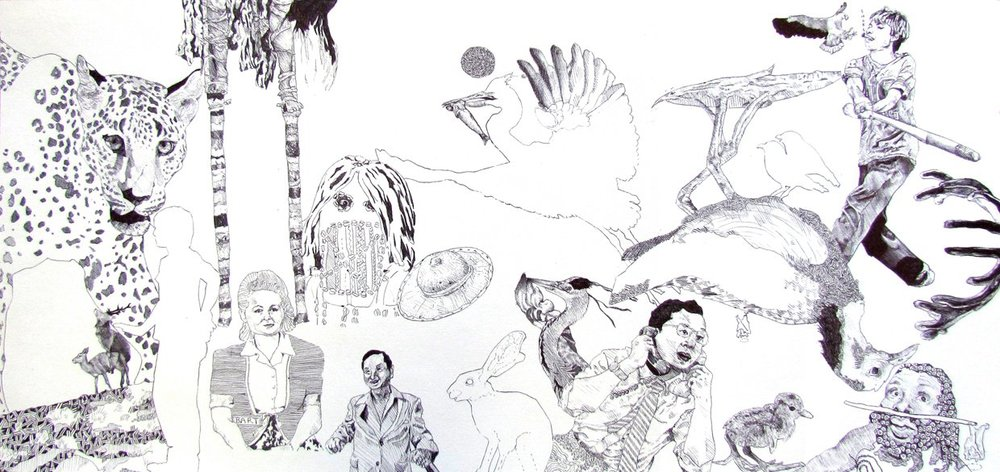 """Coexist"" by Kaori Freda"