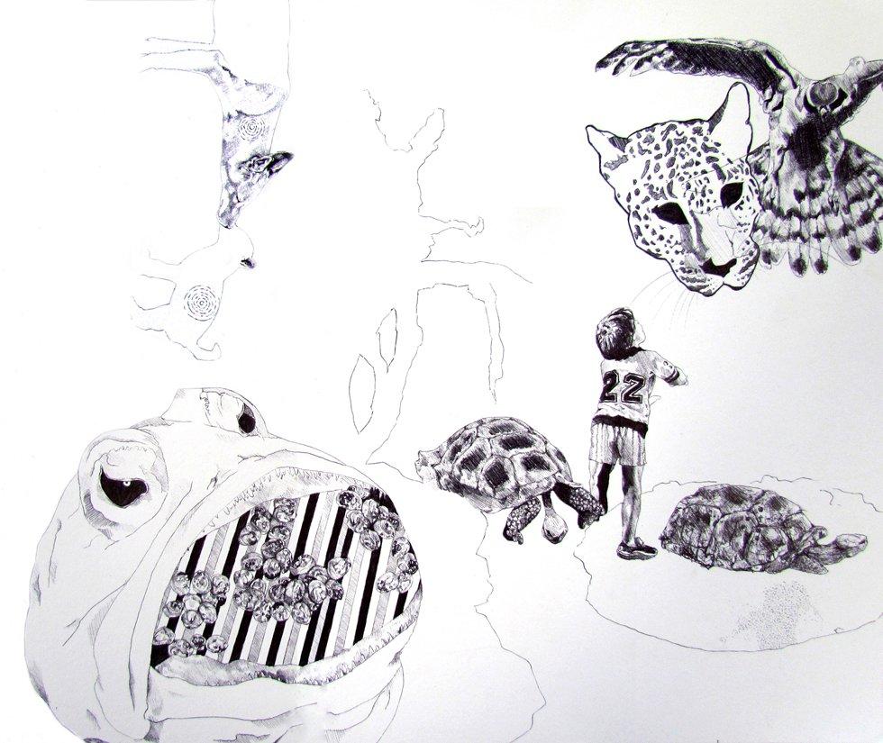 """""""Nestle"""" by Kaori Freda"""
