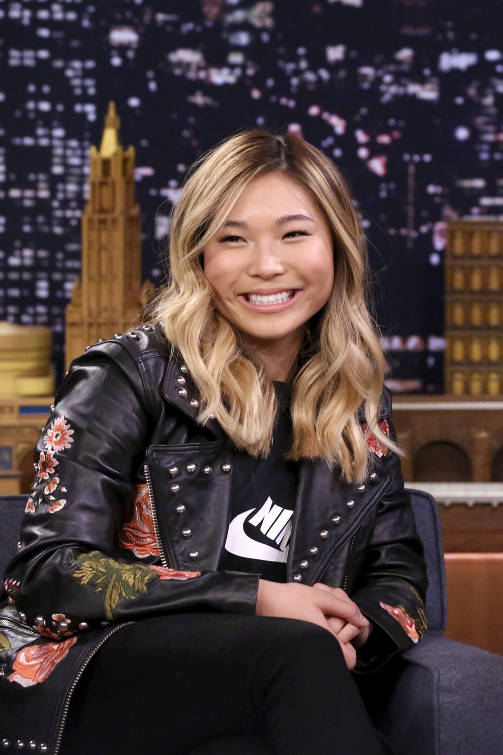 Chloe Kim, Gold Medalist, 2018 Winter Olympic Games