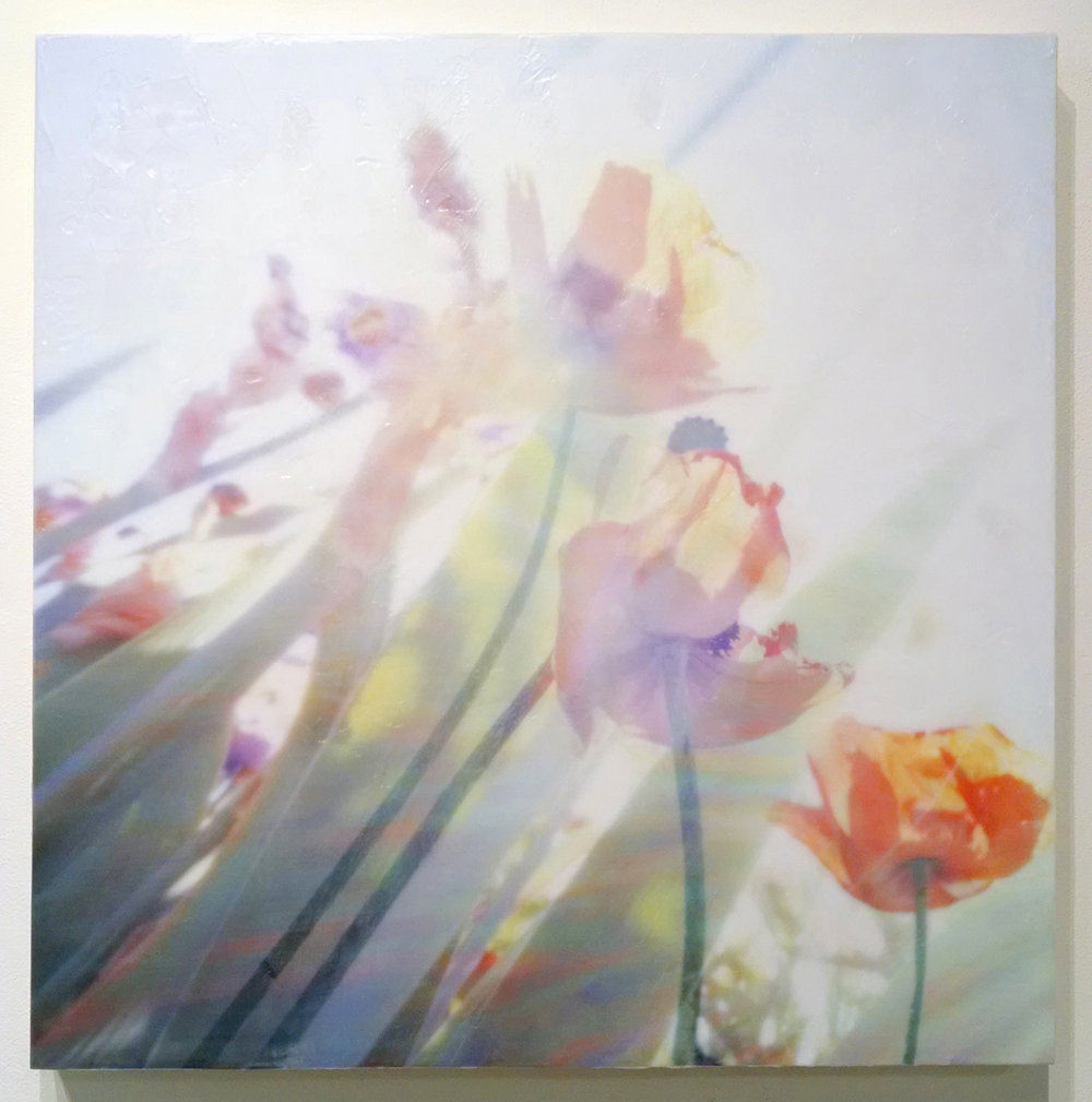 Imagined Places:Photo and Encaustic