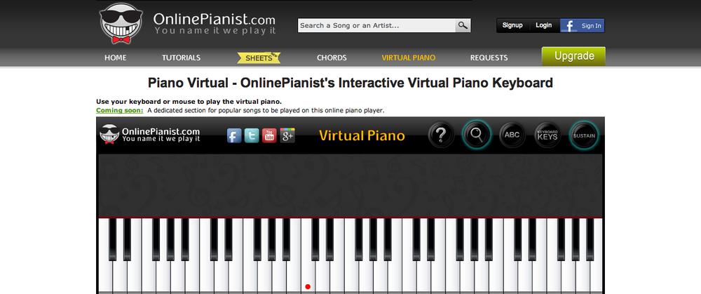 VirtualPiano