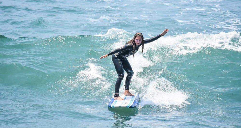 Aqua Surf School