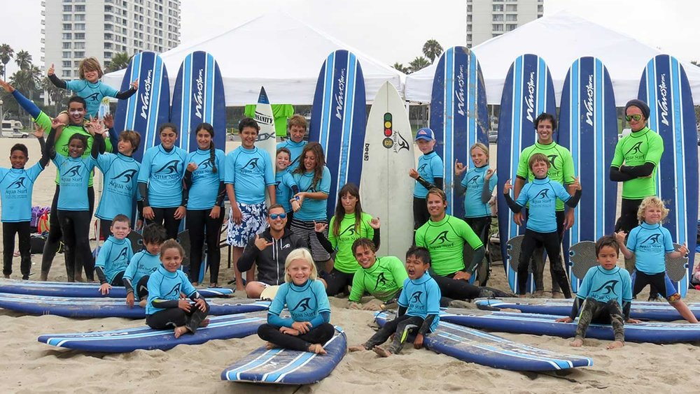 Summer Surf Camp