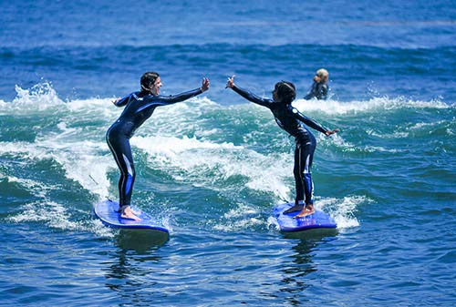 SURFING SUMMER CAMPS
