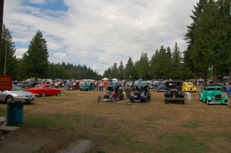 The Ultimate Whatcom Car Show/Campout/Party! The Summer Fun Run.