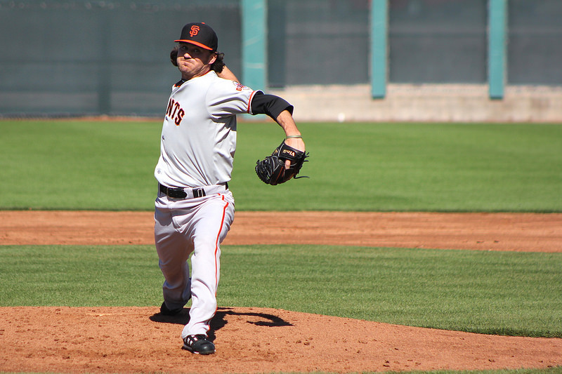Drew Bowlin was drafted by San Francisco in the 23rd round in 2007. (Conner Penfold / Giant Potential)