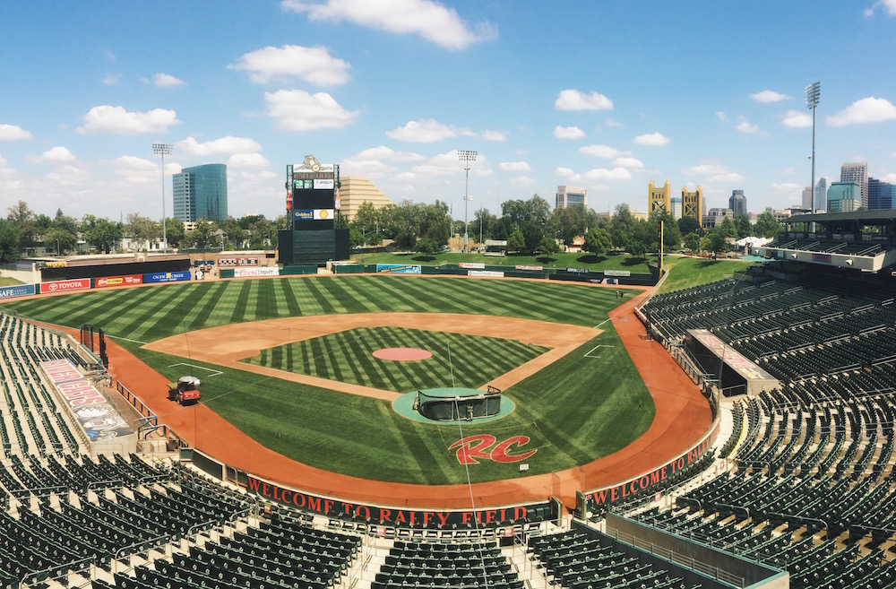 Raley Field will begin its third season hosting the Triple-A Giants' affiliate. (Conner Penfold/Giant Potential)