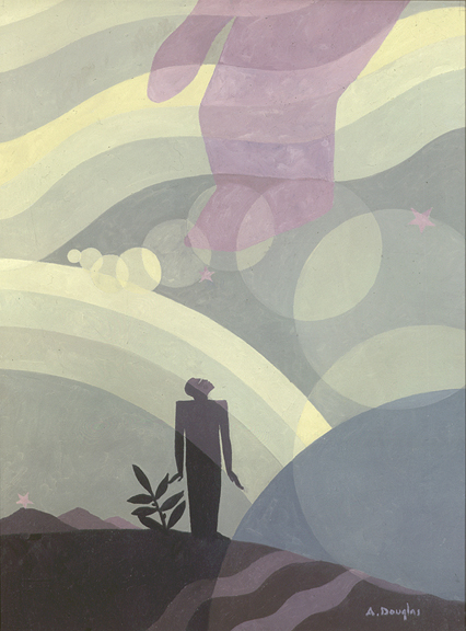 The Creation, by Aaron Douglas