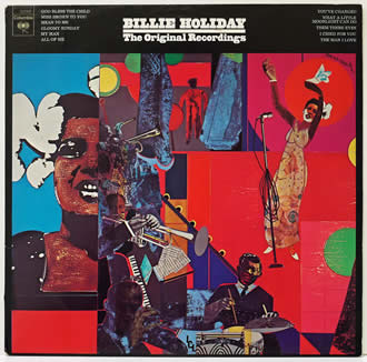 Billie Holiday Album
