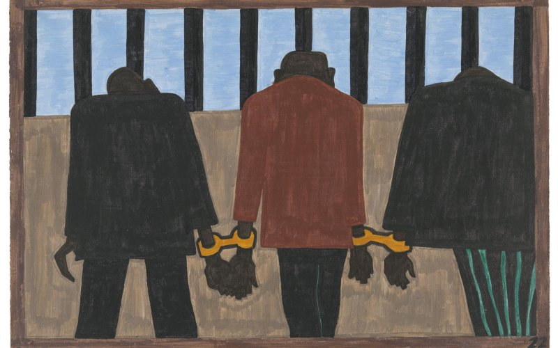 Migration Series: Panel 22