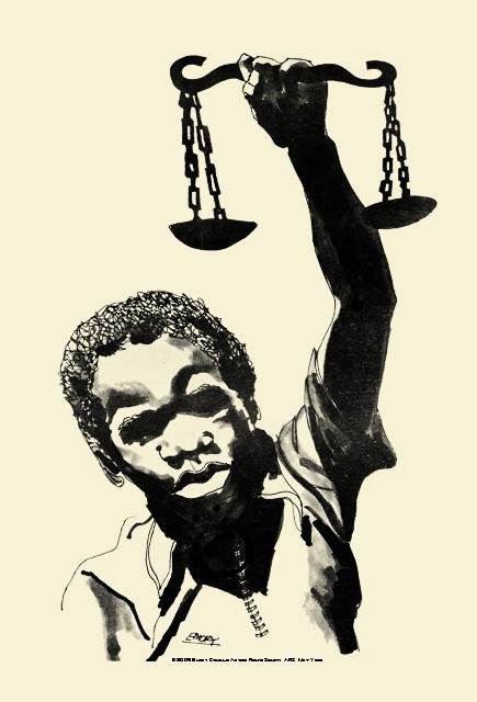 Black History Art Emory Douglas Kali Brown