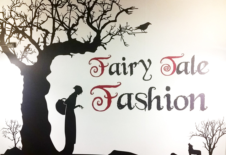Fairy Tale Fashion Entrance