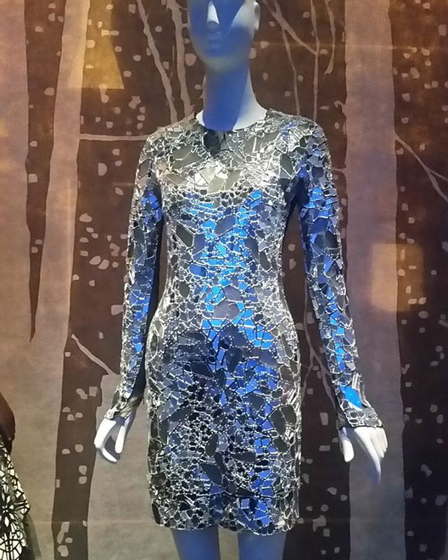 Pardon me while I have a fashion moment. Finally had a chance to see the  #FairyTaleFashion exhibit at @museumatfit AMAZING!!!! Check out the link in the bio for more details and pics. Exhibit ends April 16th.  #Costumes #Fashion #Gowns #Couture  #FairyTales #tomford