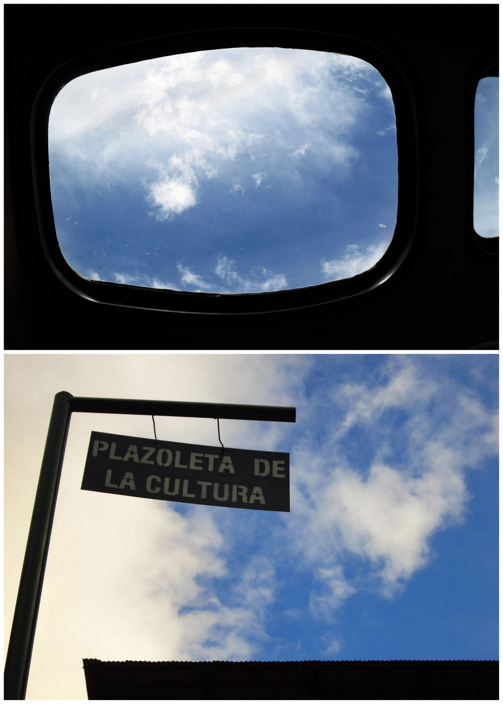 Take the train from Cuzco to Aguas Calientes and you'll get the best moonroof train ride