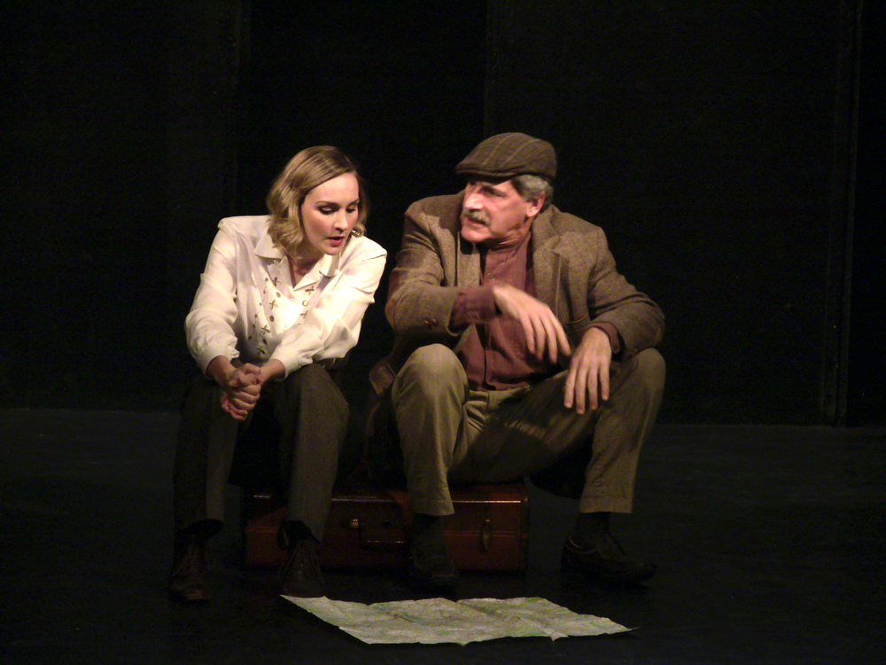 As Sharon in HRT's FINIAN'S RAINBOW
