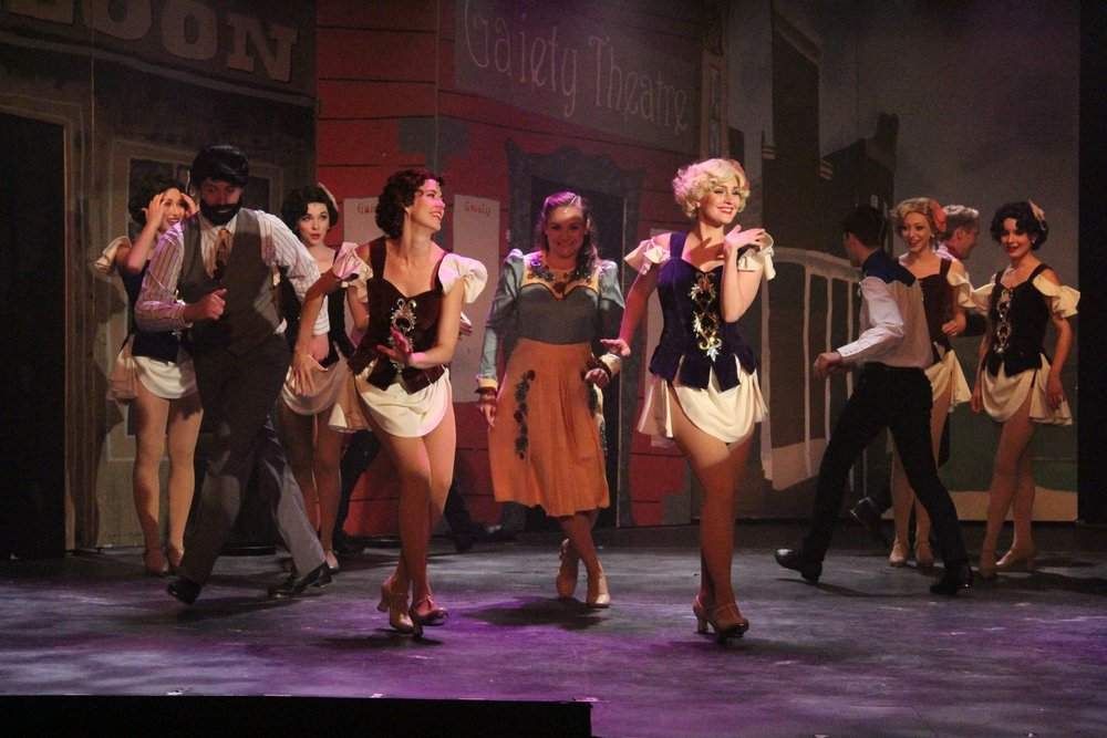 AS PATSY IN CRAZY FOR YOU