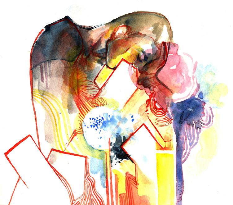 """Distress"" by Emily Quintero"