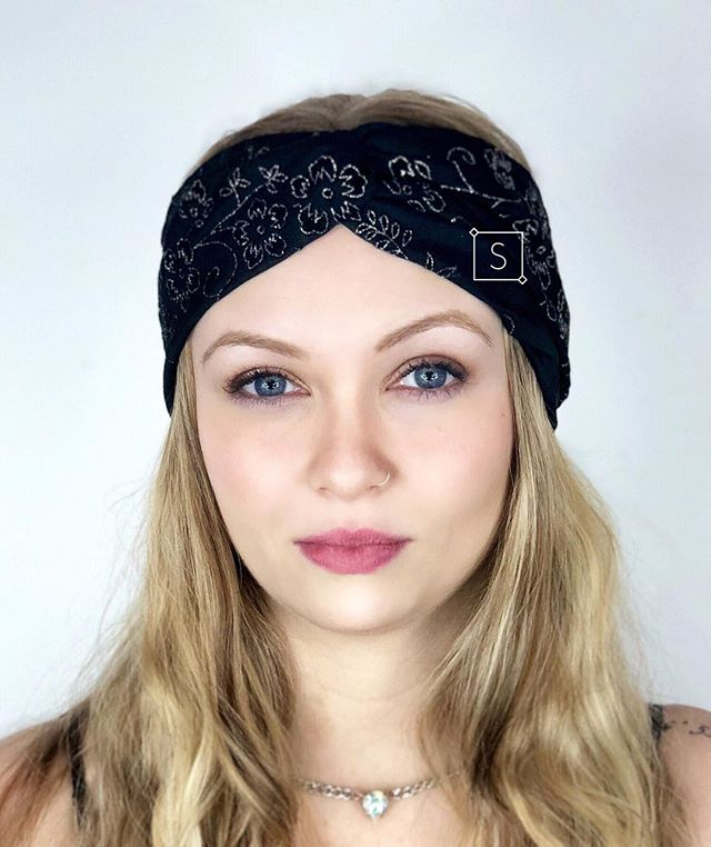"""Headbands Restocked!! The Leilani headband adorned by @_abbydee and tons more are now available! Perfect touch to your outfit while also keeping those ears nice and warm during this cold winter season! Shop them all at $20 and under + an EXTRA 25% All headwear with """"COZY"""" at checkout!"""