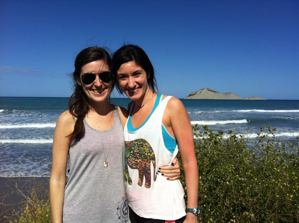 Visit to Waimarama Beach
