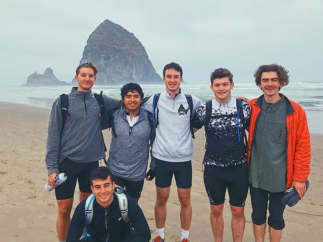 Our @cycle4charvat brothers only have 300 miles left to go on their bike ride. Check out the link in our bio to donate & help us reach our goal of $20,000! 🚴🏻♂️
