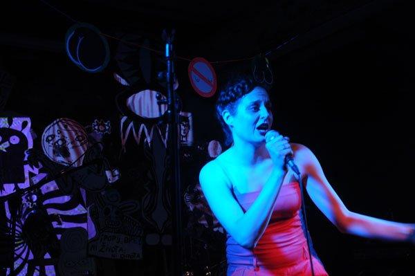LIVE at NOVO DOBA 2012 - KC GRAD