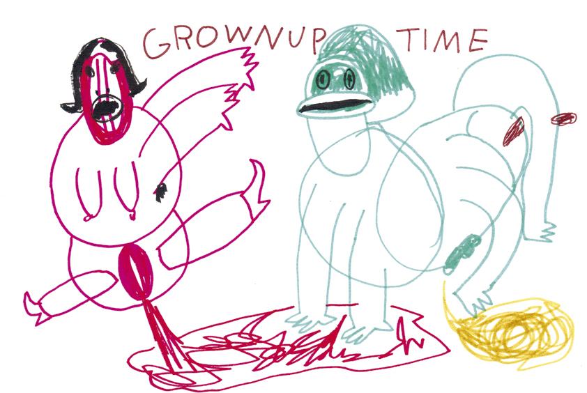 Grownup Time
